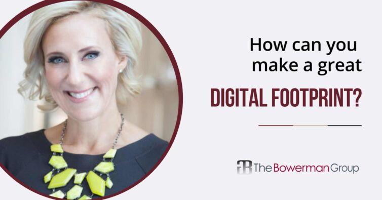 great digital footprint